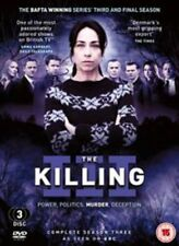 The Killing - Series 3 - Complete (DVD, 2012, 3-Disc Set)