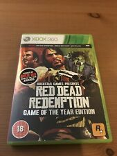 Red Dead Redemption Game Of The Year Edition GOTY - Xbox 360 - Free P&P