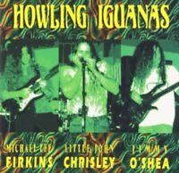 Iguanas Howling - Howling Iguanas Nuevo CD