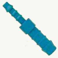 NYLON BARBED STRAIGHT REDUCER SILICON TUBE WATER HOSE CONNECTOR FUEL PIPE JOINER