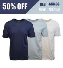 Polo Ralph Lauren Para hombres 3-Pack S/S camiseta de cuello redondo (tamaño grande)