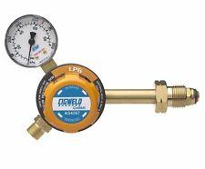 Cigweld 201003 CutSkill LPG REGULATOR 400KPA Failsafe & Accurate Pressure Gauge