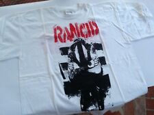 vintage RANCID Concert Punk Rock SHIRT And Out Come The Wolves size XL