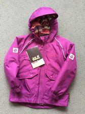 Details zu Jack Wolfskin Jacke Winterjacke & Mantel Mädchen Gr. 164 pink rosa
