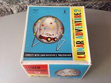 Lunar Adventure 2 #Corbino Italy Space Veichle Rufran's Globe Racer#Nib
