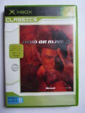 Dead or Alive 3  - Xbox 1ere generation - CD bon état