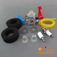 Carburetor For Weedeater Craftsman BV1800 BV1850 BV2000 WT200 Replace 530071775