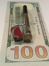 fire starter~303 Brit~Ferro~Rod~Flint~Steel~Survival~Bullet~Brass~ferrocerium