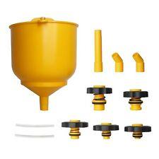 Funnel Filling Kit Antifreeze Spill Free Radiator Coolant 2.0L Old & New Cars