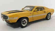 1/18 Ertl K&N Edition 1970 Shelby GT500 Rare #1589 Of 5000 No Box