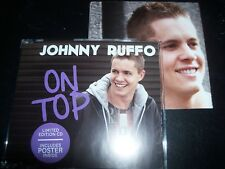 Johnny Ruffo On top Australian CD Single (With Signed Poster) – Like New