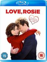 Love, Rosie [Blu-ray] [2015] [DVD][Region 2]