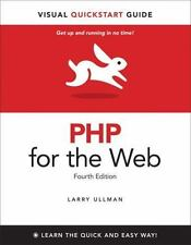 New PHP for the Web: Visual QuickStart Guide by Larry Ullman.