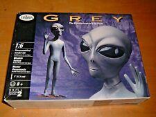 1995 TESTORS Model The Extraterrestrial Life Form: GREY #761 Model is Assembled