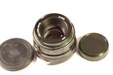Helios 44M-2 58mm f/2.0 Lens Pentax