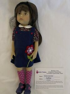 Monday's Child Sabine Sculpted By Dianna Effner For Boneka!