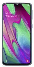 Samsung Galaxy A40 - 64GB - Schwarz (Ohne Simlock) (Dual-SIM)