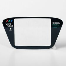Sega Game Gear Replacement Screen Glass Scratch Resistant Lens Front Screen
