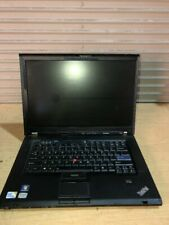 LENOVO THINKPAD T500 CORE 2 DUO P8609 @ 2.40GHz 2GB LAPTOP NO HD