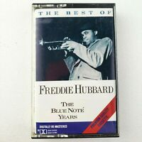 The Best Of Freddie Hubbard, The Blue Note Years Cassette