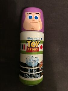 New Disney Toy Story Buzz  Bubbles 8 fl oz with Wand 3yr + Super Miracle Bubbles