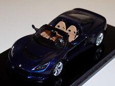 1/43 Spark Street Lotus Exile S Roadster  in Blue  S2223
