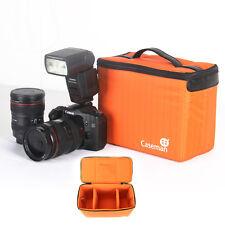 Caseman DSLR Insert Padded Camera bag big lens Protect Divider Partition Cas 09A