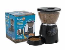 New listing Petmate Electronic Pet Automatic Feeder Dog Cat Dry food storage 5 lbs Medium