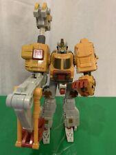 Transformers Cybertron Longrack 2005 Lot