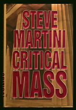 Steve Martini, Critical Mass, Putnam, 1998 - First Edition, First Printing