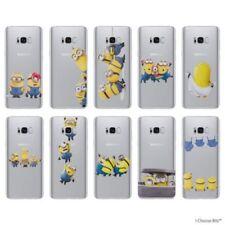 Fundas y carcasas transparentes modelo Para Samsung Galaxy S8 de silicona/goma para teléfonos móviles y PDAs