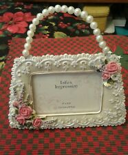 LIFE'S IMPRESSIONS 5X3.5 INCH PICTURE FRAME