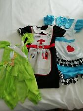 Girls Dressing Up Clothes Age 3/5 & 6/8