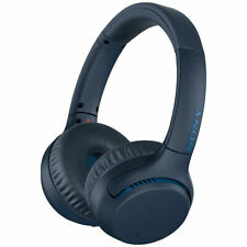 Sony WH-XB700 EXTRA BASS Wireless Headphones - Blue (WHXB700/L)