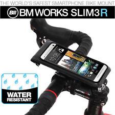 Bike Mount Holder Water Resistant Universal Mobile Phone Case BM-Works Slim3 R M