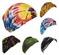 GHERI Cotone Nepalese Cravatta Tintura Hippie Colorati Headwrap Fascia