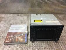 MERCEDES W163 SAT NAV RADIO CD PLAYER HEAD UNIT ML CLASS W163 1638201489
