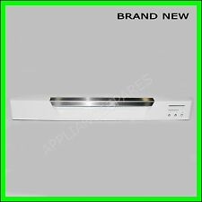 Genuine Fisher & Paykel, Haier dishwasher DD606 handle white P/N 522897, 510693