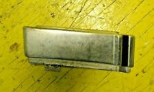 80-90 Chevy Caprice Chrome Rocker Lower Trim OEM Left Rear Quarter Panel Small