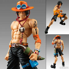 MegaHouse ONE PIECE Variable Action Heroes Portgas D. Ace PVC Figurine