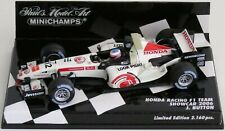 WOW EXTREMELY RARE Honda RA106 Button Launch Barcelona 2006 1:43 Minichamps