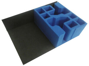KR Tray for Space Marine 2x Storm Speeders on Stand, 6x 40mm Based Marines