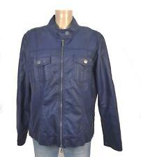 CECIL Limited Biker Jacke Blau Gr. XXL 44 (BH76)