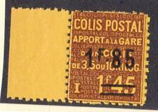 colis postal N°:119- Année:1937 - neuf**-BORD DE FEUILLE- très beau ! Cote :19 €