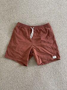 Mens Rhythm Linen Size 32 Shorts