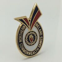 Olympic Northern Ireland Commonwealth Games Pin F979