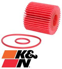 K&N HIGH FLOW CARTRIDGE OIL FILTER FOR LEXUS RX450HL GYL26R 2GR-FXS 3.5L V6
