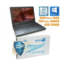 """COMPUTER NOTEBOOK DELL LATITUDE E5540 I5 4300U 15,6"""" HDMI WINDOWS 10 GRADO B-"""