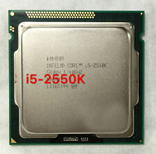Intel Core i5-2550K 3.4GHz LGA 1155 SR0QH 4-Core 4-Thread 6M Cache 95W Processor