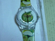 advertising soft drink israeli watch CIDER with box used